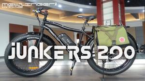 Les Fat e-bike metzinger sont compatibles avec les Contrôleurs Plug and Play Evolution II.
